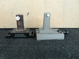 Oriel Optical Mirror Stand And One Misc