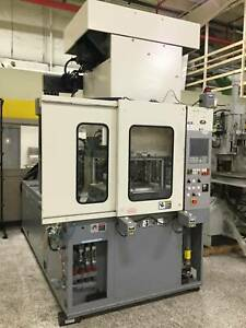 Nissei 110 Ton Vertical Injection Molding Machine Td110e 9e Used 94970
