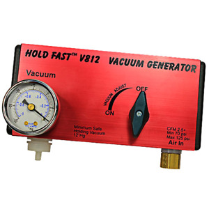 Tmi Products v812 Hold Fast Vacuum Generator With Regulator