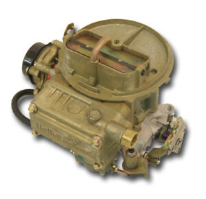 Holley 0 75034 Volvo Penta Oe 3885133 New Old Stock 500cfm 2bbl Marine Carb