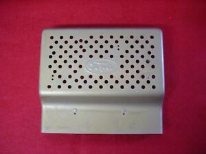 Vintage Fomoco Ford Motor Co Radio Cover