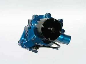 Meziere Wp311b Small Block Ford High Flow Electric Water Pump