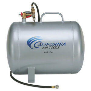 California Air Tools 10 Gal Portable Aluminum Air Tank Cataux10a New