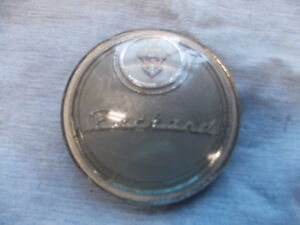 1948 50 Packard Steering Wheel Horn Button Center Cap