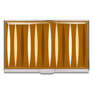 Acme Business Card Case Cafe Creme Ali Hall Accessory Ac cah01bc New