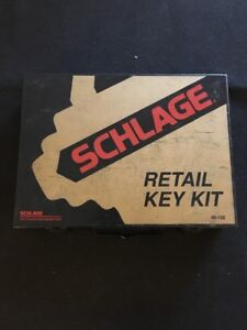 Schlage Retail Keying Kit 40 132 Key Re key Kit Locksmith Tools Locks Change