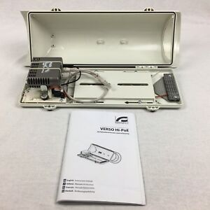Videotec Hpv42k2a600 Verso Hi poe Camera Housing