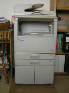 Savin 9920dp Black White Copier For Parts Or Local Pick Up Only