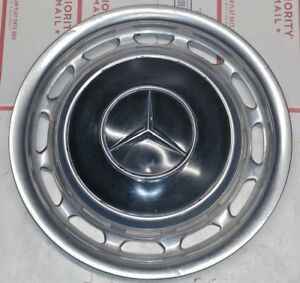 60 61 62 63 64 65 70 71 72 79 Vintage Mercedes Benz Pagode Hubcap Wheel Cover