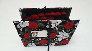 New La Catrina File Folder Organizer Accordion 100 Handmade