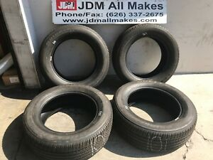 Tires Bridgestone Dueler H L 422 Ecopia P245 60 18 104t M S Set Of 4 Usa