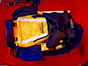 Surveying Backpack 4 Trimble Gps Pro Xr xrs 5700 4700 4000 Leica Topcon Geo Sokk