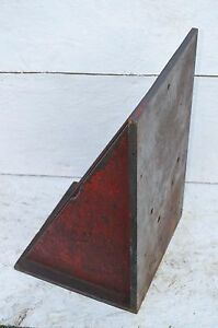 Large 20 X 12 X 12 Right Angle Sine Machinist Set Up Fixture Plate Mill