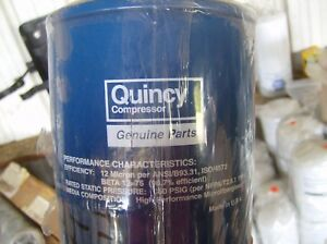 Quincy 142136 Spin On Oil Filter 2013400282