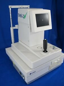 Tomey Tms 2n Corneal Topographer Made In Japan