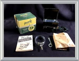 Pres A Lite Bakelite Cigarette Dispenser Vintage Lighter Gm Ford Hudson Cadillac
