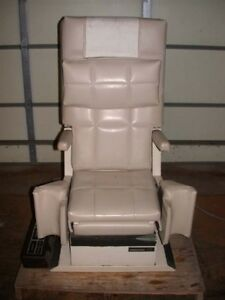 Midmark 115 Medical Ob gyn Exam Table Chair With Foot Control Very Clean