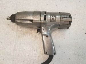 Vintage Ingersoll Rand Electric Impact Wrench Mechanics Model A Size 5u Ir Tool