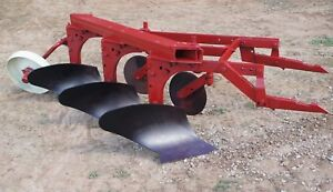 3 16 Bottom Ih Fast Hitch 2pt Hitch International Mccormick Farmall No 311 Plow