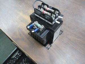 Hammond Transformer Pt350mqmj 3 350va Pri 240 480v Sec 120v 50 60hz Used