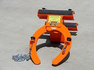 Safe T Claw extension Ladder Pole clamping Device