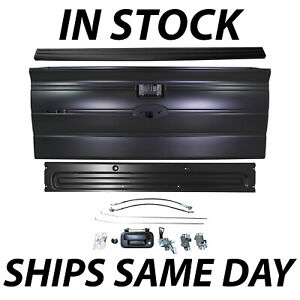 New Primered Tailgate Assembly For 2009 2014 Ford F150 Without Integrated Step