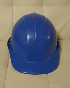 Klein Tools Hard Had Cap Blue Construction Worker