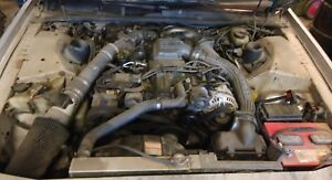 Super Coupe V6 3 8 Engine Pullout Eaton M90 Supercharger Ford Thunderbird Oem