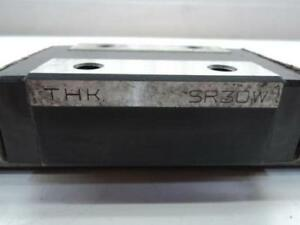 Thk Sr30w Bearing W 34 Cnc Linear Slide Rail