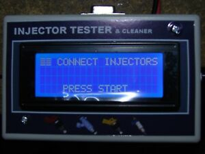 Fuel Injector Cleaner Tester Tool