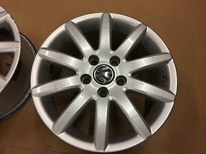 Set Of 4 16 Volkswagen Jetta Vw Used Oem Wheels 16 Factory Original Rims