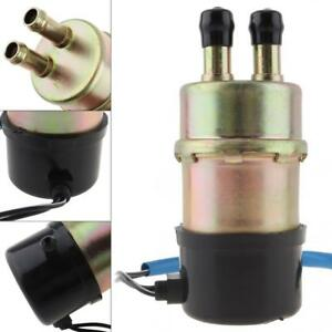 12v 2psi 60 80lph Motorcycle Electric Fuel Pump Universal For Cbr600f Cbr600f3