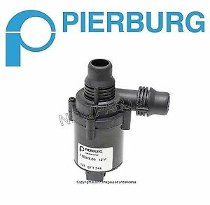 Bmw E39 530i 545i 645ci 550i Pierburg Auxiliary Water Pump For Heater System