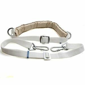 Junsh Safety Belt With Adjustable Lanyard Tree Climbing Construction Harness