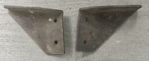 Original Model T Ford Front Corner Brackets