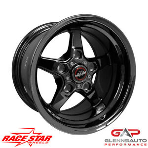 Race Star 15x10 92 510254dsd 93 02 Camaro 04 06 Gto 92 Dark Star Black Chrome