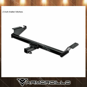 For 2008 2016 Dodge Caravan Class 3 Black 2 Trailer Hitch Tow Hitch 2 Inch