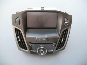 2012 2014 Ford Focus Titanium Sony Radio Navigation Navi System Display Screen