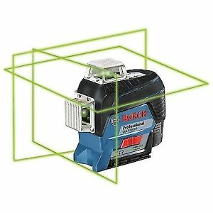 Bosch Gll 2 20 65ft 20m 360 Line And Cross Laser