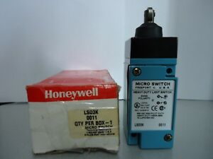 New Honeywell Lsd3k Micro Limit Switch 1nc 1no Spdt Nib