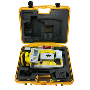 New South Total Station Reflectorless 300m Sd Card Preach Data Nts 312r