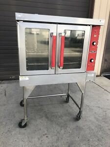 Vulcan Vc4gd 10 Fullsize Convection Oven Natural Gas