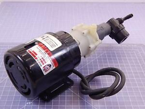 March Bc 2cp md X ray Processor Magnetic Drive Recirculation Pump T99441