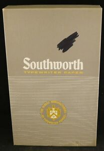Vtg Southworth Typewriter Paper Legal Size 500 Sheets