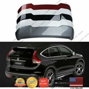 Fit For 2012 2016 Honda Crv Cr v Oe Style Rear Roof Spoiler Wing Painted Color