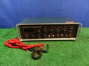 Electro Acuscope Eas Model 80 Micro current Machine Physical Therapy Rehab