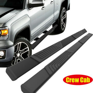Yita For 2007 2018 Chevy Silverado Sierra 1500 2500 3500hd Crew Cab Side Step