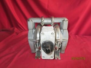 Wilden 01 3181 20 Double Diaphragm Pump Used Untested Membranpumpe