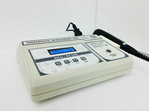 New Portable 3 Mhz Ultrasound Therapy Physiotherapy Deep Heat Home Use Machine