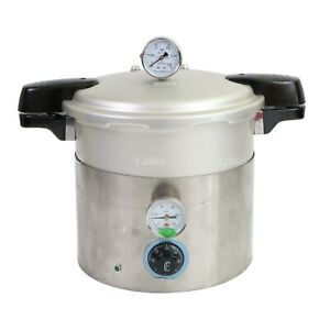 Dental Sterilizing Pot Dental Pressure Pot Laboratory Equipment For Dental Lab